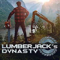 Game Box for Lumberjack's Dynasty (PC)