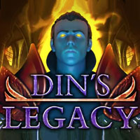 Game Box for Din's Legacy (PC)