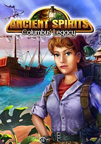 Game Box for Ancient Spirits: Columbus' Legacy (PC)