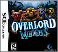 Okładka Overlord: Minions (NDS)