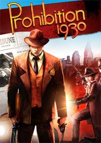 Okładka Prohibition 1930 (PC)