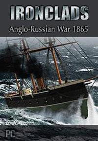 Okładka Ironclads: Anglo Russian War 1865 (PC)