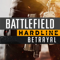 Game Battlefield Hardline: Betrayal (PC) cover