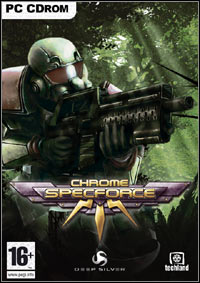 Okładka SpecForce (PC)