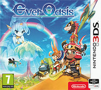 Okładka Ever Oasis (3DS)