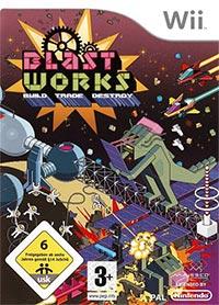 Okładka Blast Works: Build, Fuse & Destroy (Wii)