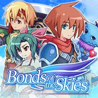 Okładka Bonds of the Skies (3DS)