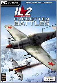 Okładka IL-2 Sturmovik: The Forgotten Battles (PC)