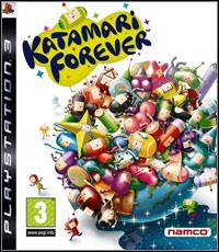 Game Box for Katamari Forever (PS3)