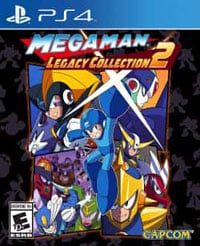 Game Mega Man Legacy Collection 2 (PC) cover