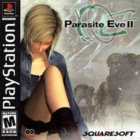 Okładka Parasite Eve II (PS1)