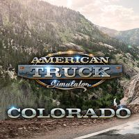 Game Box for American Truck Simulator: Colorado (PC)