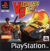 Okładka Vigilante 8 (PS1)
