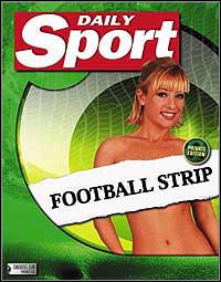 Okładka Daily Sport Football Strip (PC)