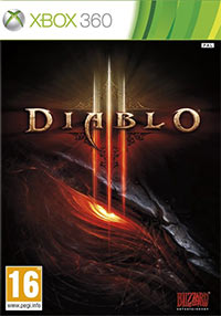 Game Diablo III (PS3) cover