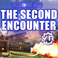 Game Box for Serious Sam VR: The Second Encounter (PC)