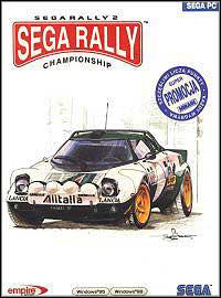 Okładka Sega Rally Championship 2 (PC)
