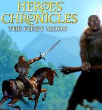 Okładka Heroes Chronicles: The Fiery Moon (PC)