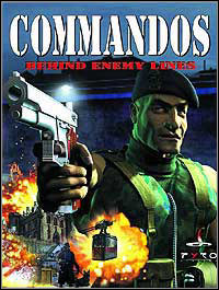 Game Box for Commandos: Behind Enemy Lines (PC)