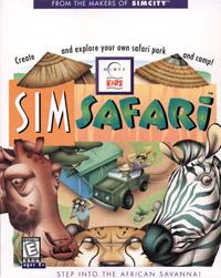 Okładka SimSafari (PC)