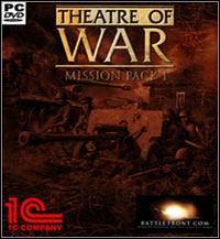 Okładka Theatre of War: Mission Pack 1 (PC)