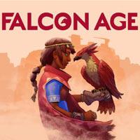 Game Box for Falcon Age (PS4)