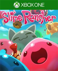 Game Slime Rancher (PC) cover