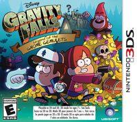 Okładka Gravity Falls: Legend of the Gnome Gemulets (3DS)