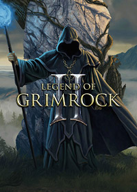 Game Box for Legend of Grimrock II (PC)
