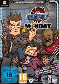Game Randal's Monday (PC) cover