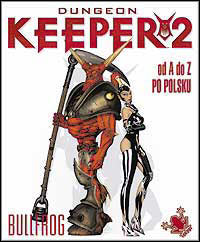 Game Box for Dungeon Keeper 2 (PC)