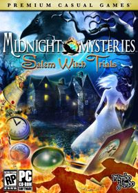 Okładka Midnight Mysteries: Salem Witch Trials (PC)