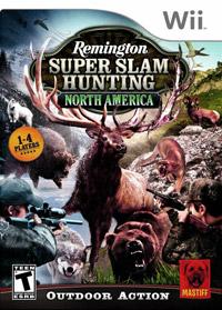 Okładka Remington Super Slam Hunting: North America (Wii)