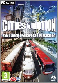 Okładka Cities in Motion (PC)