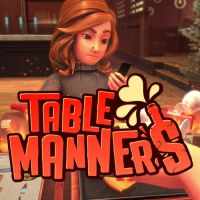Game Box for Table Manners (PC)