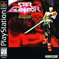 Okładka Star Gladiator (PS1)