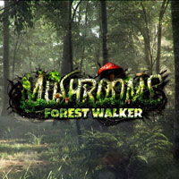 Game Box for Mushrooms: Forest Walker (PC)