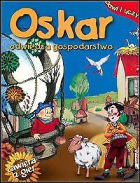 Okładka Oscar's Visit to The Farm (PC)