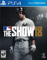 Okładka MLB: The Show 18 (PS4)
