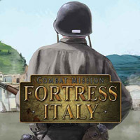 Okładka Combat Mission: Fortress Italy (PC)