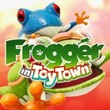 game Frogger in Toy Town