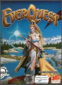 Okładka EverQuest (PC)