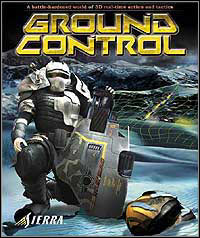Okładka Ground Control (PC)