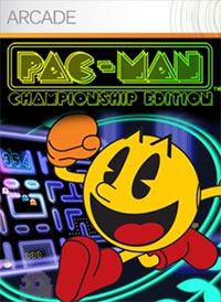 Okładka Pac-Man Championship Edition (X360)