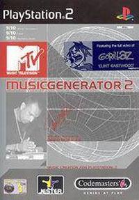 Okładka MTV Music Generator 2 (PS2)