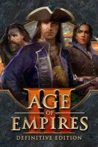 Age of Empires III: Definitive Edition (PC cover