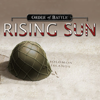 Game Box for Order of Battle: Rising Sun (PC)