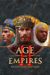 Okładka Age of Empires II: Definitive Edition (PC)