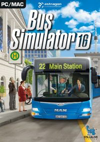 Game Box for Bus Simulator 16 (PC)