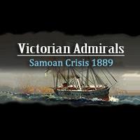 Okładka Victorian Admirals: Samoan Crisis 1889 (PC)